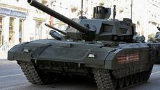 Siêu tăng Armata T-14 của Nga khiến phương Tây 'mở mắt'