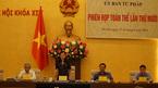 Hàng trăm vụ 'dân kiện quan' tắc vì Chủ tịch UBND không chịu đến tòa