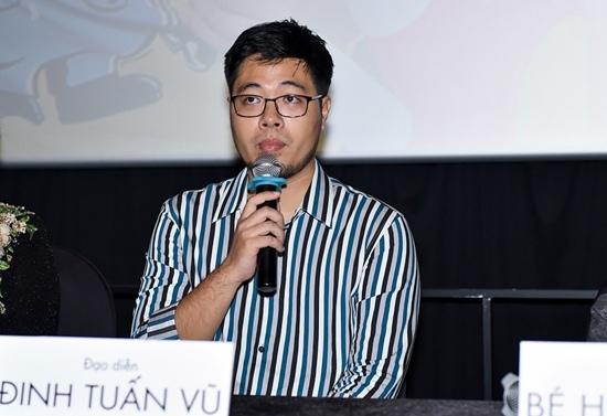 An Nguy khóc nghẹn khi làm mẹ đơn thân trong phim với Kiều Minh Tuấn
