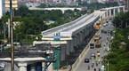 2020: Khai thác 8,5km đường sắt Nhổn - ga Hà Nội