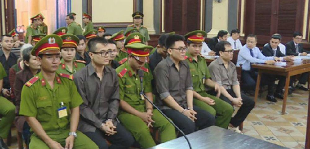 12 đối tượng khủng bố, phản động thuộc nhóm Đào Minh Quân lãnh án