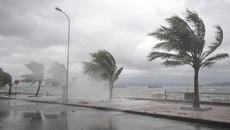 Xuất hiện áp thấp nhiệt đới trên Biển Đông, có mưa lớn