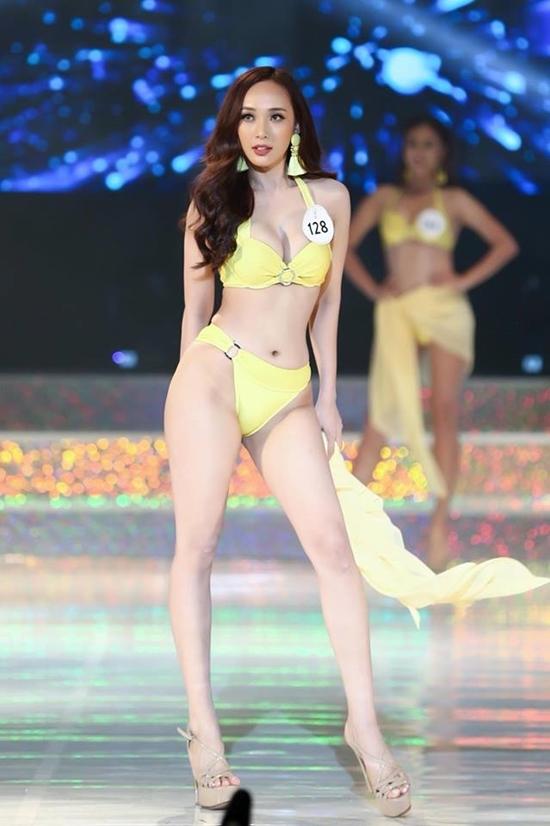 Vẻ nóng bỏng của top 15 Miss Supranational Vietnam 2018