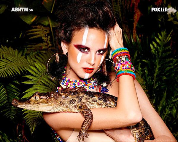 Asia's Next Top Model gây sốc loại 3 thí sinh ngay trong tập 1