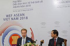 Diễn đàn kinh tế thế giới và quan hệ với VN