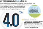 WEF ASEAN 2018: Quảng bá VN với chính giới, doanh nghiệp hàng đầu thế giới