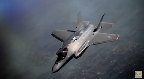 Sức mạnh của F-35