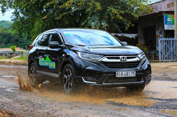 Ấn tượng Honda Fuel Challenge 2018
