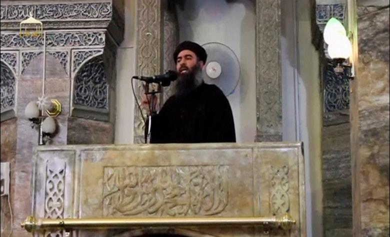 Thủ lĩnh IS 'đội mồ sống dậy', phát đi thông điệp mới