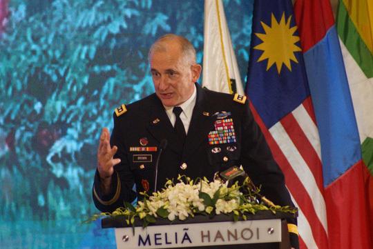 Đại tướng Mỹ: Cùng làm việc để tạo ra thay đổi lớn
