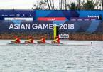 Asiad ngày 24/8: Rowing Việt Nam bất ngờ giành HCB