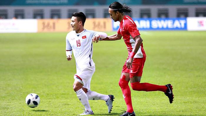 Cơ hội của U23 Việt Nam đang rất lớn