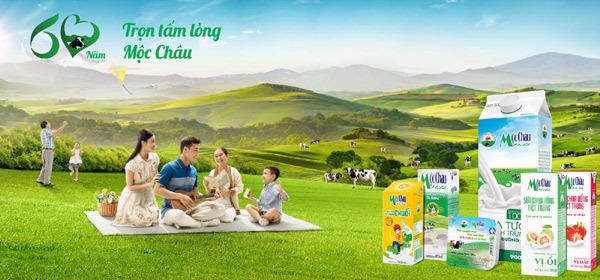 Mộc Châu Milk - 60 năm gìn giữ dòng sữa thảo nguyên