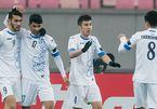 Đá hơn người, U23 Uzbekistan đoạt chiếc vé tứ kết