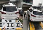Bốc được biển ngũ quý, chủ nhân Hyundai SantaFe rao bán giá gấp đôi
