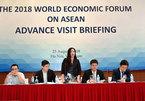 Việt Nam đón các đoàn tiền trạm hội nghị WEF ASEAN 2018 tại Hà Nội