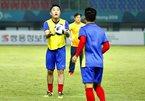 U23 Việt Nam 0-0 U23 Bahrain: Xuân Trường đá chính, Công Phượng dự bị (H1)