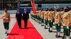 Ethiopia bắn 21 loạt đại bác chào mừng Chủ tịch nước