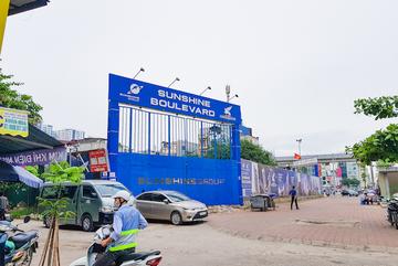 Hà Nội: Nâng 15 tầng cho cao ốc ở nút giao Thanh Xuân - Khuất Duy Tiến