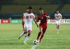 Link xem trực tiếp U23 Việt Nam vs U23 Syria, 19h30 ngày 27/8