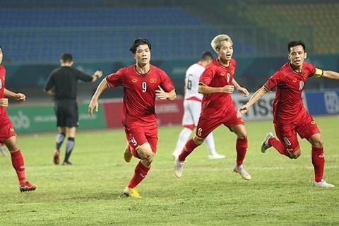 U23 Việt Nam 1-0 U23 Bahrain