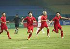 Video bàn thắng U23 Việt Nam 1-0 U23 Bahrain