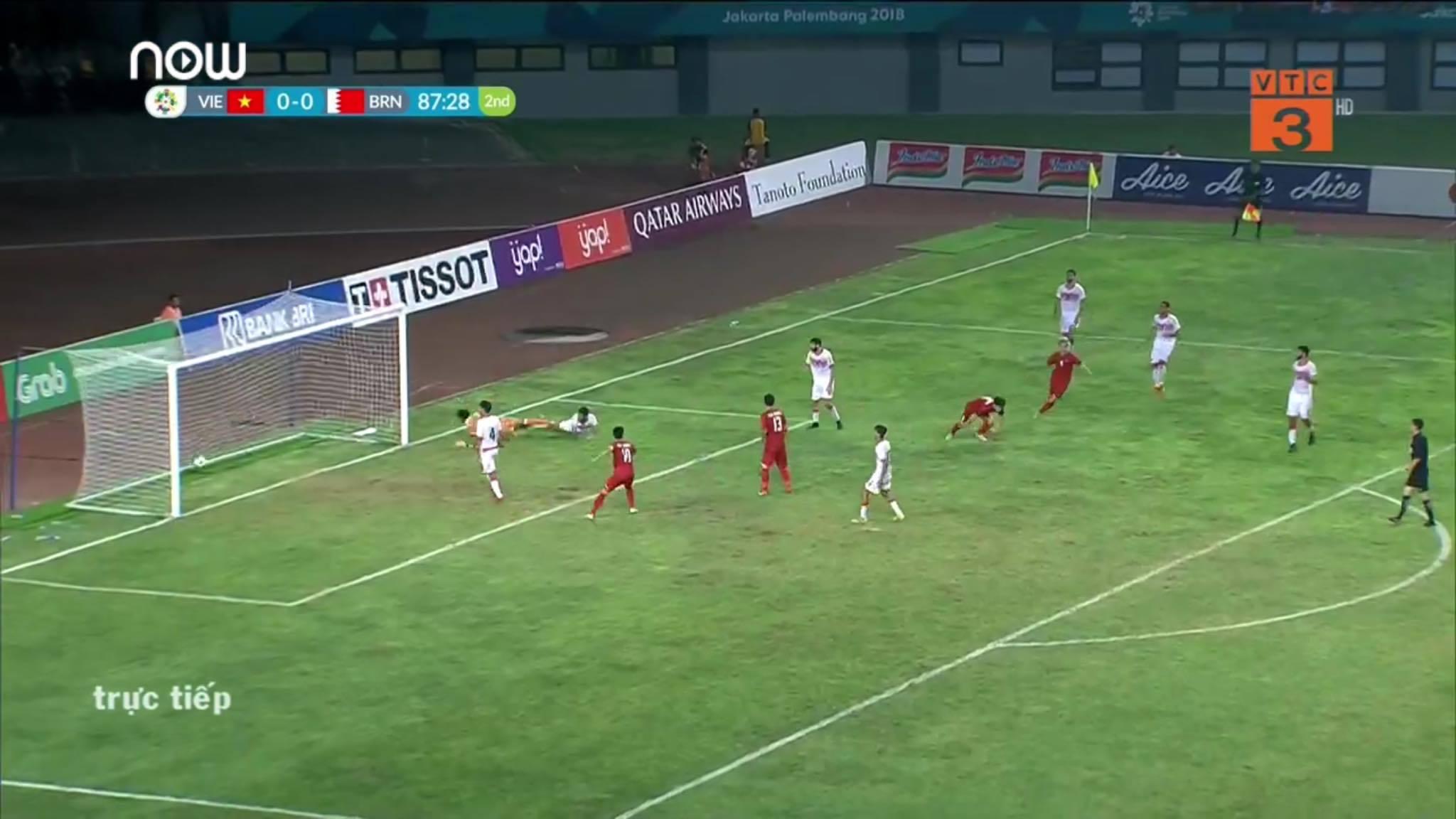 VTV6 bị dừng tiếp sóng trận đấu U23 Việt Nam vs U23 Bahrain