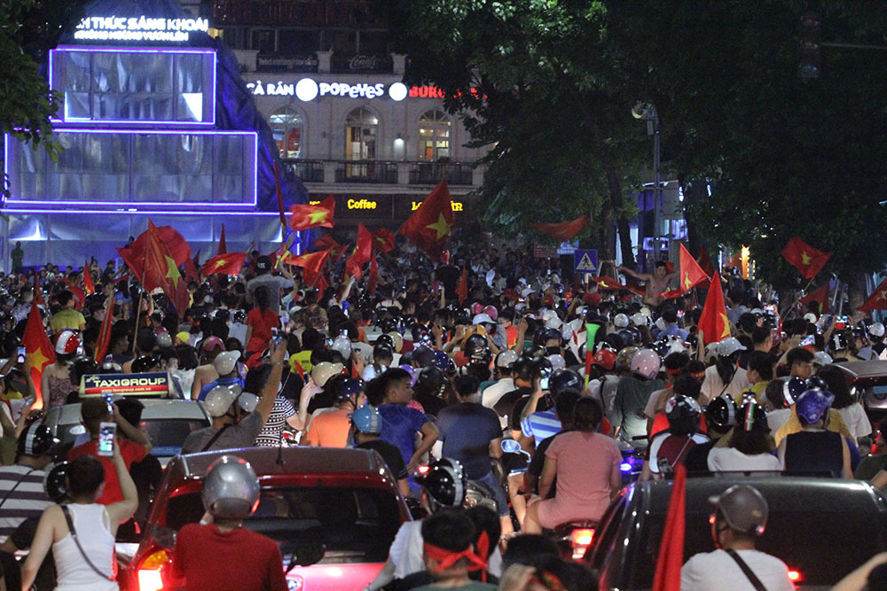 U23 Việt Nam,bóng đá,tắc đường