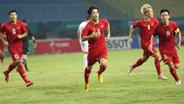 """U23 Việt Nam: Nhọc nhưng hãy cứ """"bay"""" cùng Công Phượng"""