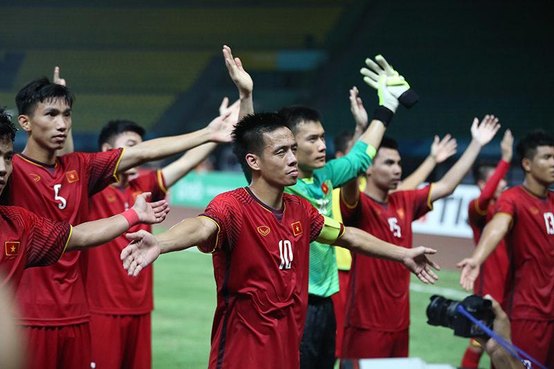 U23 Việt Nam,HLV Park Hang Seo,Công Phượng,Asia