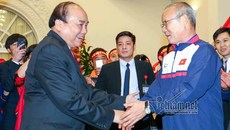 Thủ tướng chúc mừng U23 Việt Nam vào tứ kết Asiad
