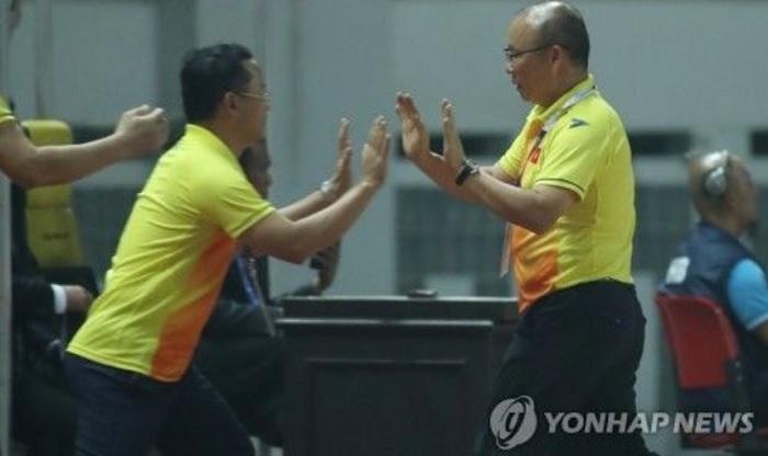 Báo Hàn Quốc: 'Phép thuật' U23 Việt Nam tái hiện tại Asiad 2018