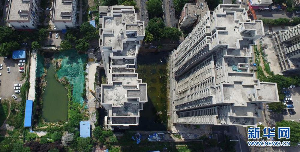 'Mê cung xanh' giữa lòng trường khiến sinh viên Trung Quốc mê mẩn