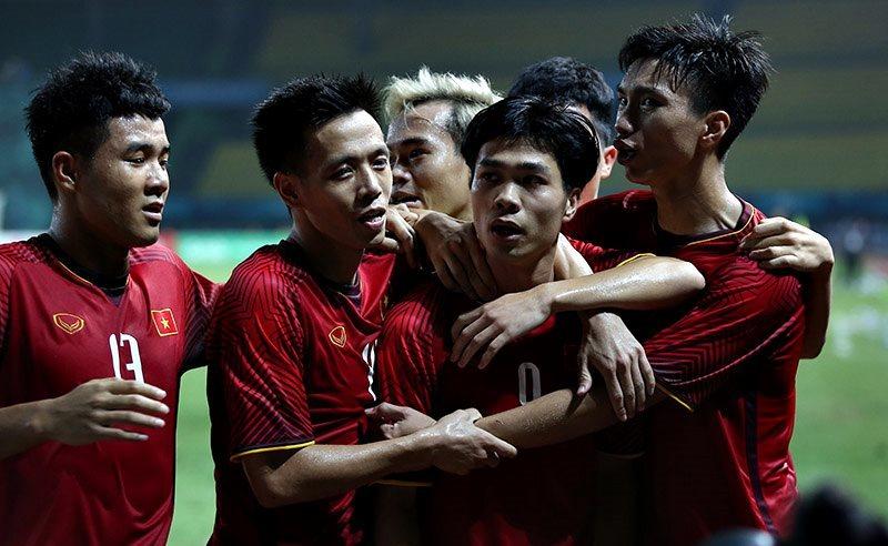 Báo Thái Lan: 'Tuyệt vời Công Phượng! Chúc mừng U23 Việt Nam!'