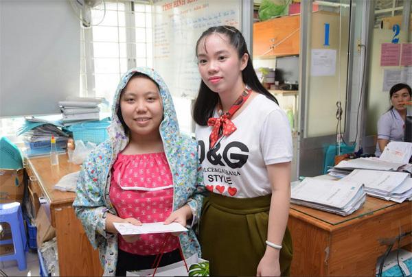 Việt Hưng Phát tặng quà bệnh nhân ung thư