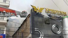 Cháy quán bia giữa trung tâm Đà Lạt, du khách tháo chạy
