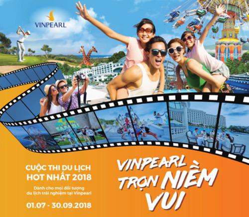 Hot trend hè 2018: du lịch muôn nơi, khoe MV như mơ