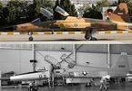 Chiến đấu cơ Iran tự sản xuất bị bóc mẽ