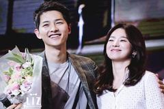Song Joong Ki kể cuộc sống vợ chồng lãng mạn với Song Hye Kyo