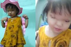 Lời khẩn cầu của người mẹ có con gái nguy cơ mù cả hai mắt