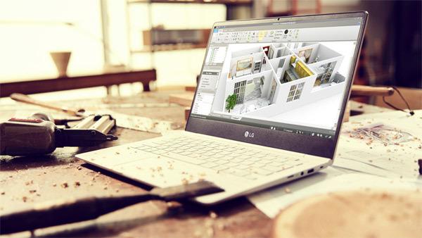 LG 'chơi lớn': laptop dùng nguyên ngày không cần sạc