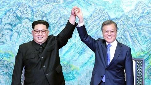hiệp ước hòa bình,Bán đảo Triều Tiên,hạt nhân Triều Tiên,Mỹ