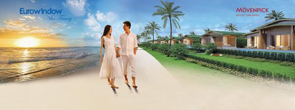 Mövenpick Resort Cam Ranh tung chính sách bán hàng hấp dẫn