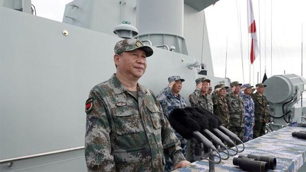 Trung Quốc,quân đội Trung Quốc,Tập Cận Bình,tướng quân đội,chống tham nhũng