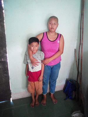 ung thư,cách điều trị ung thư,hoàn cảnh khó khăn,bệnh hiểm nghèo,từ thiện vietnamnet