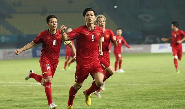 U23,bóng đá Việt Nam,U23 Việt Nam,Asiad 2018