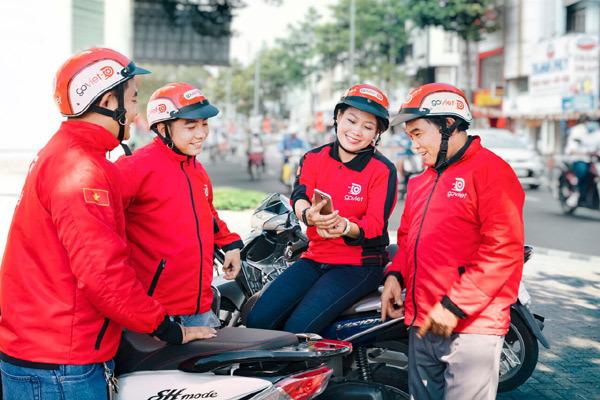 Trải nghiệm xe ôm công nghệ Go-Viet