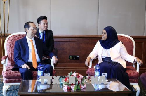 Ethiopia sẵn sàng là cầu nối cho DN Việt Nam đầu tư tại châu Phi