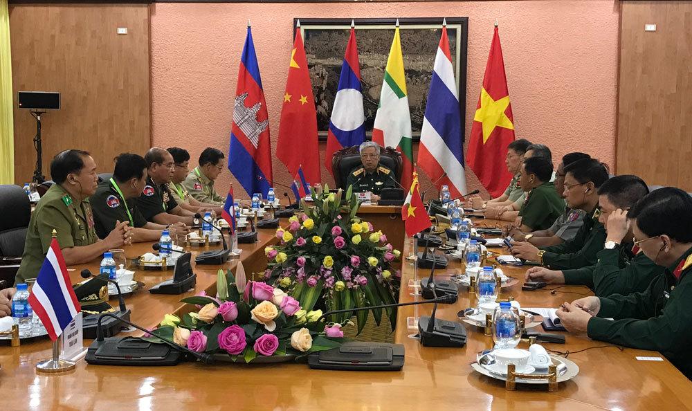 biên giới,Nguyễn Chí Vịnh,Trung Quốc,Lào,Campuchia