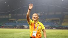 Tuyển Việt Nam: Vì HLV Park Hang Seo mới là